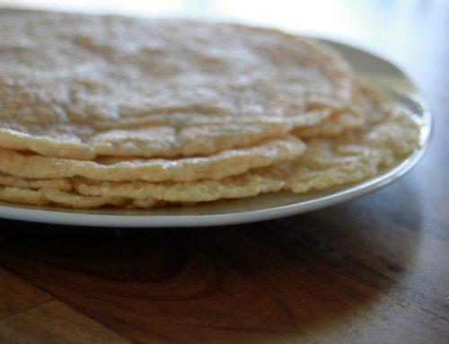Wraps / Pancakes / Lasagne Sheets (gluten-free) (gluten-free)